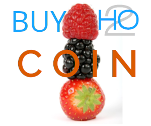 BUY WATER H2O COIN