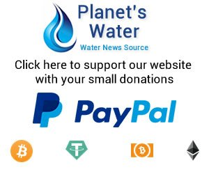 Support Planet's Water website